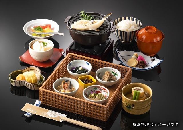 彩り朝食膳