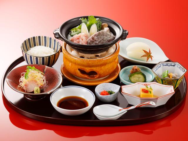 【12月~2月限定】鱈鍋(たらなべ)御膳のご案内